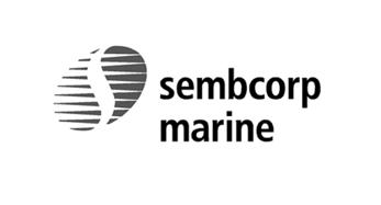 Semcorp Marine Logo