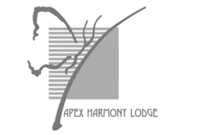 Apex Harymony Lodge Logo