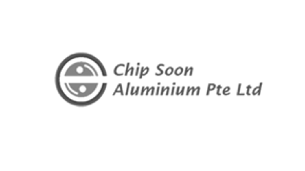 Chip Soon Aluminium Logo